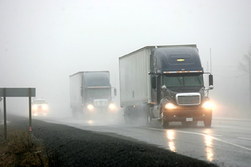 Safety Tips for Bad Weather Driving
